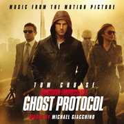 Mission Impossible: Ghost Protocol (Original Soundtrack)