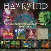 Emergency Broadcast Years 1994-1997 [Import] , Hawkwind