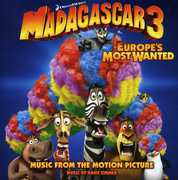 Madagascar 3: Europe's Most Wanted (Original Soundtrack)