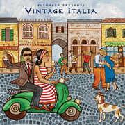 Vintage Italia , Putumayo Presents