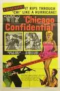 Chicago Confidential Vintage Movie Poster