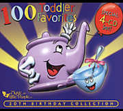 100 Toddler Favorites: 20th Birthday Collection , Various Artists