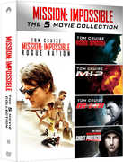 Mission: Impossible 5-Movie Collection , Tom Cruise