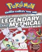 Official Guide to Legendary and Mythical Pokémon (Pokémon)
