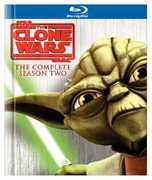 Star Wars: The Clone Wars: The Complete Season Two , Ashley Eckstein