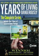 Years Of Living Dangerously: The Complete Showtime Series , Harrison Ford