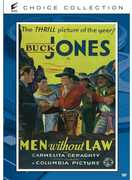 Men Without Law , Buck Jones
