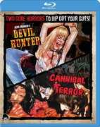 Devil Hunter /  Cannibal Terror , Robert Foster