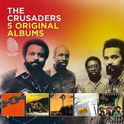 5 Original Albums by The Crusaders , The Crusaders