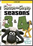 Shaun Sheep: Season 3 And 4