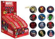 FUNKO BUTTONS: Marvel Blindpack (One Figure Per Purchase)