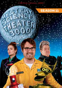 Mystery Science Theater 3000: Season Eleven , Patton Oswalt