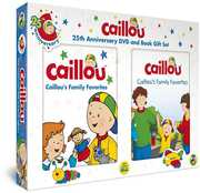 Caillou's Family Favorites