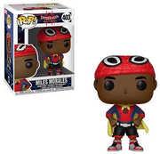 FUNKO POP! MARVEL: Animated Spider-Man - Miles Morales (Cape)