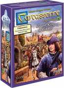 Carcassonne: Count, King, and Robber - Expansion 6