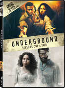 Underground: Season One And Season Two , Jessica De Gouw