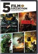 5 Film Collection: Monster Mayhem