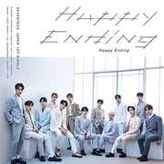 HAPPY ENDING (Standard Edition - incl. 16page photobook + Card (D) [Import] , Seventeen