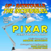 Up: Music from the Pixar Films for Solo Piano
