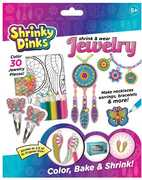 Shrinky Dinks Jewelry Kit