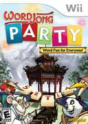 Word Jong Party for Nintendo Wii