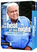 In the Heat of the Night: Season 6 , Carroll O'Connor