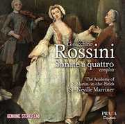 Rossini: Sonate A Quattro Nos.1-6 , Academy of st Martin-in-the-Fields