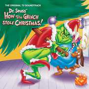 Dr. Seuss' How the Grinch Stole Christmas (The Original TV Soundtrack)