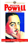 William Powell at Warner Bros. , William Powell
