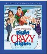Adam Sandler's Eight Crazy Nights , Adam Sandler