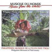 Philippines: Lute Music of Tboli