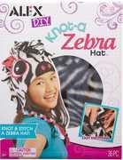 Knot-A Zebra Hat