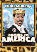 Coming to America , Eddie Murphy