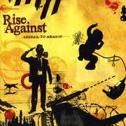 Appeal To Reason [Jewel Case] , Rise Against