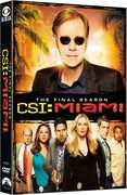 CSI Miami: The Tenth Season (The Final Season) , David Caruso