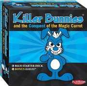 Killer Bunnies: Conquest of the Magic Carrot - Blue Starter Deck