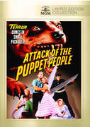 Attack of the Puppet People , John Agar