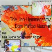 Jon Hemmersam/ Dom Minasi Quartet