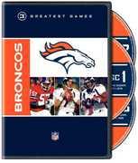 NFL Greatest Games: Denver Broncos Greatest Games