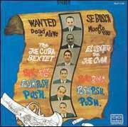 Wanted Dead Or Alive Bang! Bang! and Push, Push, Push