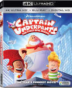 Captain Underpants: The First Epic Movie , Kevin Hart