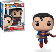 FUNKO POP! HEROES: Superman - Flying Superman (80th Anniversary)