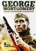 George Montgomery Action Adventure Collection , Tippi Hedren