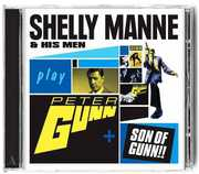 Manne, Shelly : Peter Gunn/ Son of Gunn!! [Import]