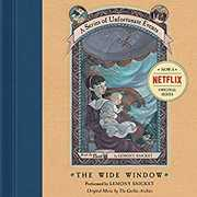 The Wide Window Unabridged CD (Series of Unfortunate Events)