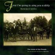 First I'm Going to Sing You a Ditty /  Various , Various Artists