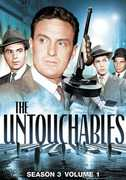The Untouchables: Season 3 Volume 1 , Alan Baxter