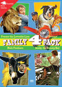Family 4 Pack , Jack Mullaney