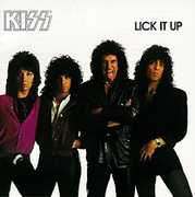 Lick It Up (remastered) , Kiss
