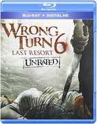Wrong Turn 6: Last Resort , Chris Jarvis